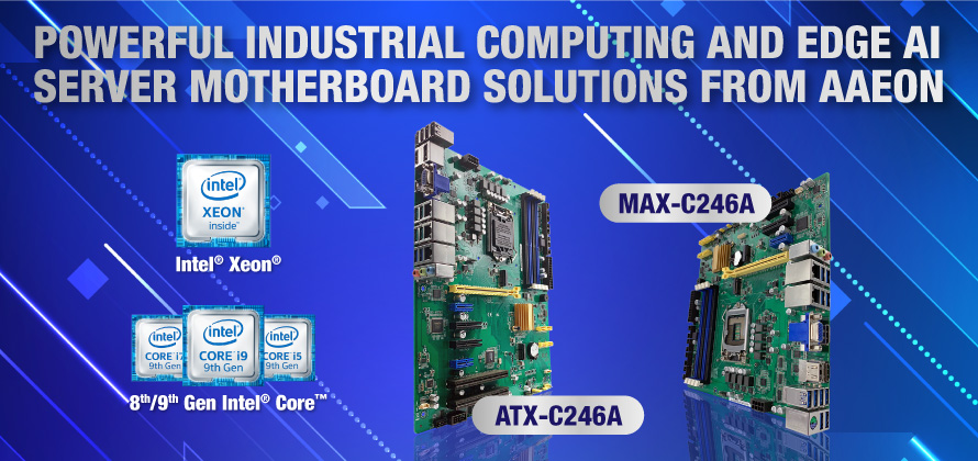 Micro ATX motherboards | IPC | AAEON