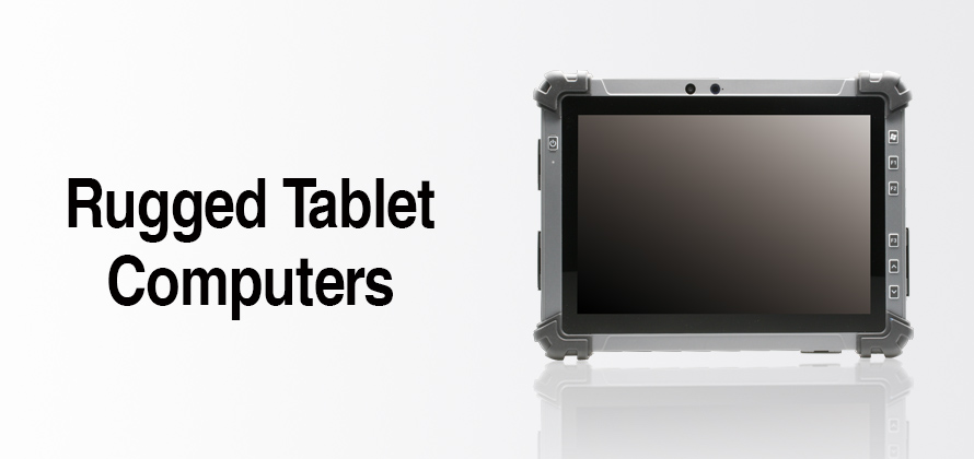 Rugged Tablet Computers