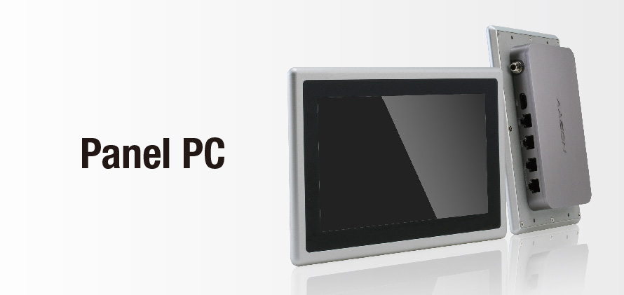 Industrial Panel PCs and Displays