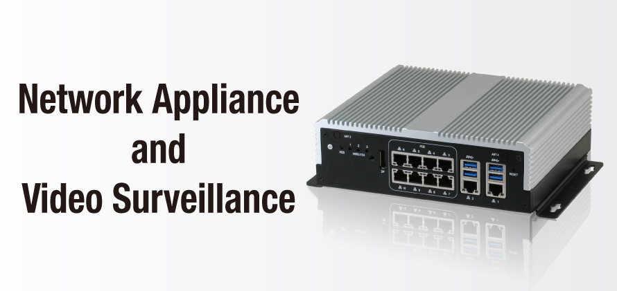 Network Appliance and Video Surveillance