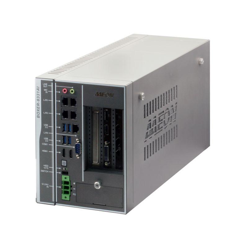 AAEON BOXER-6841M   AI Edge Computing