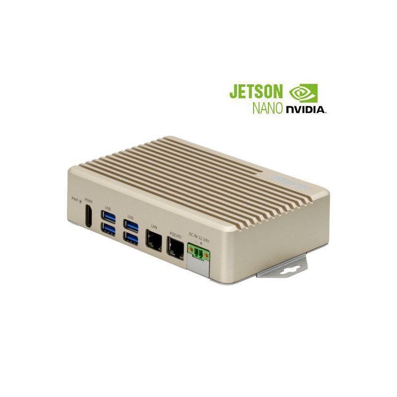 AAEON BOXER-8221AI | NVidia Jetson Nano