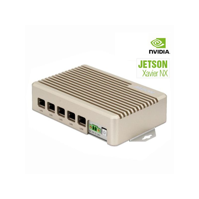 NVIDIA JETSON NANO | AAEON BOXER-8220AI