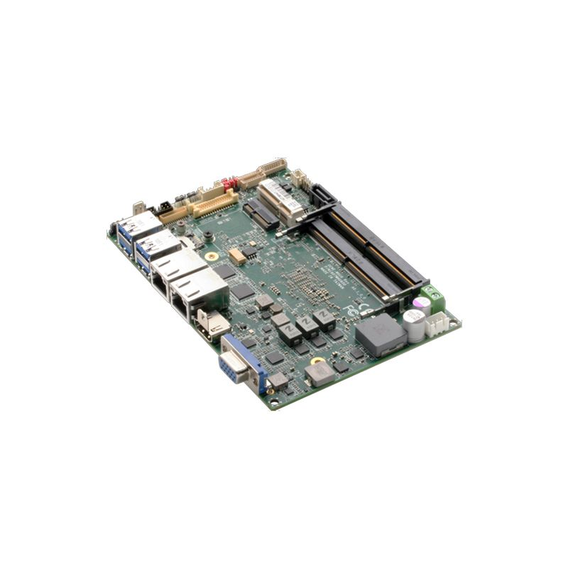 "AAEON GENE-WHU6 | 3.5"" SubCompact Board with 8th Generation Intel Core i7"