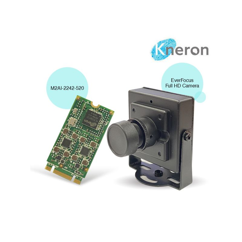 AAEON M2AI-2280-520 | AI Edge Computing Module with Kneron KL520 NPU