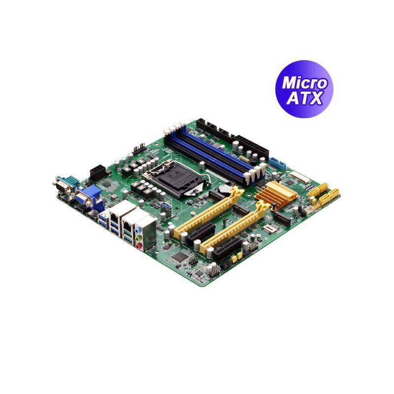AAEON Micro-ATX industrial motherboard   MAX-Q370A