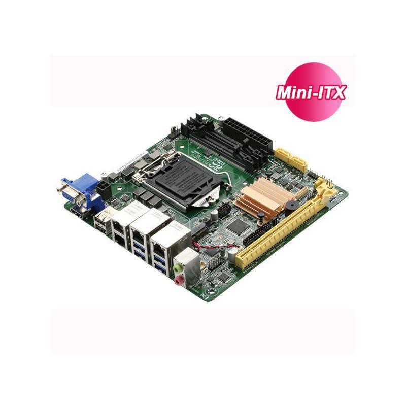 Mini-ITX with LGA1151 Socket Processor | AAEON MIX-H310D1