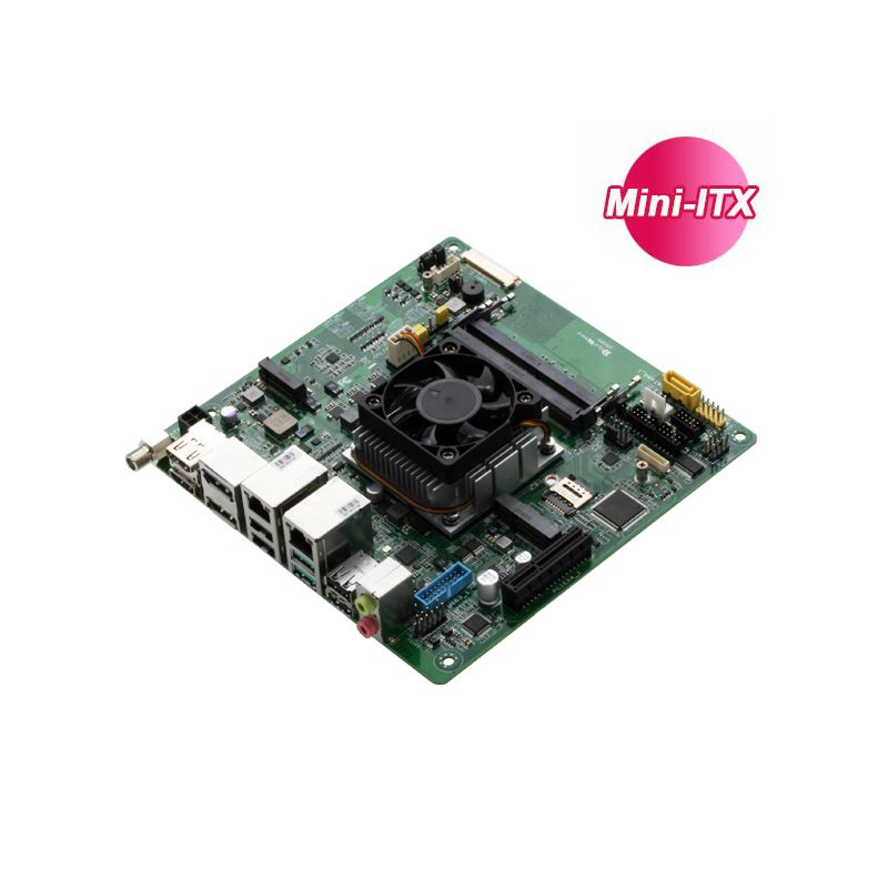 AAEON Mini-ITX motherboard | MIX-H310A1