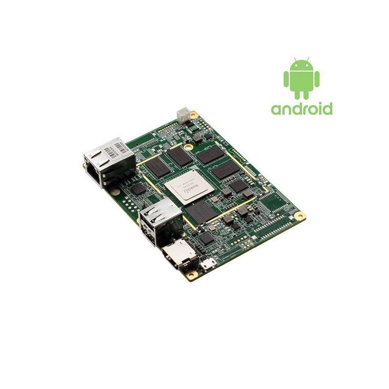 Pico-ITX Fanless Board | RICO-3288 | android