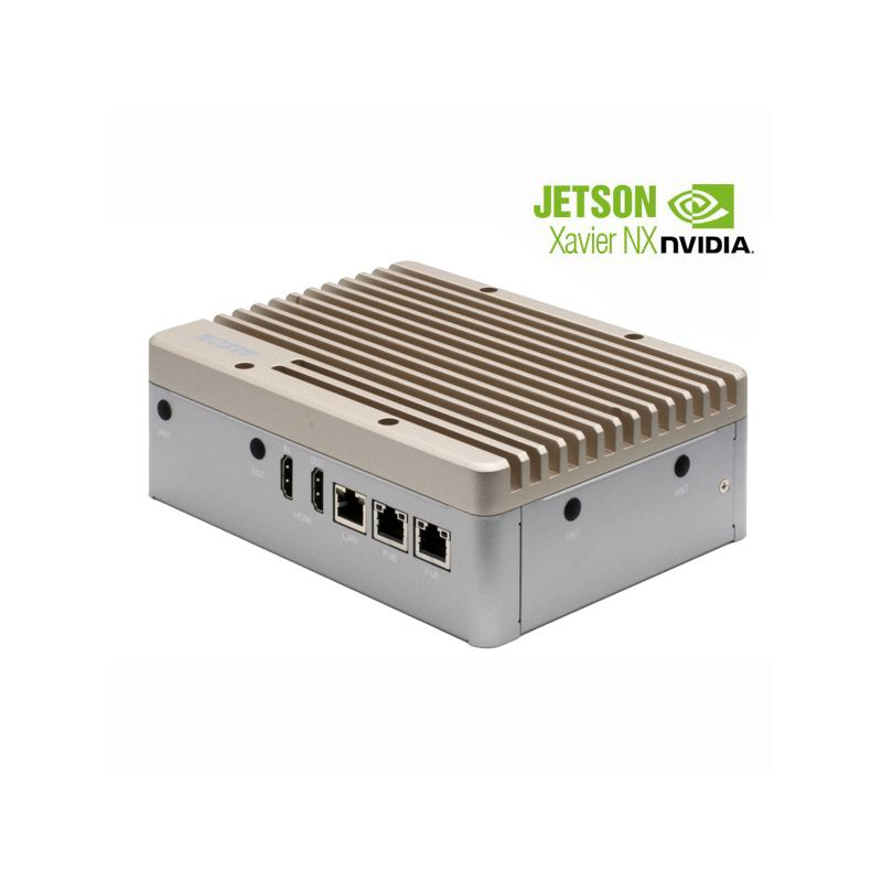 NVIDIA JETSON Xavier NX   AAEON BOXER-8250AI