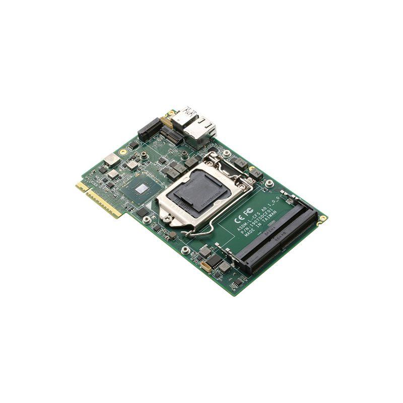 Intel Smart Display Modules   ASDM-S-KBU  AAEON
