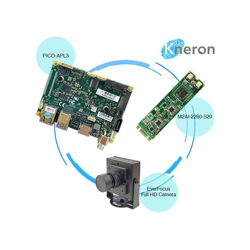 AAEON M2AI-2280-520 | AI Edge Computing Module with Kneron KL520 NPU